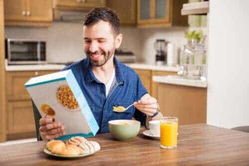 Ovatko aamiaismurot terveellisiä?
