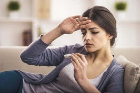 Ei-opioidiset kipulääkkeet sopivat kuumeen hoitoon