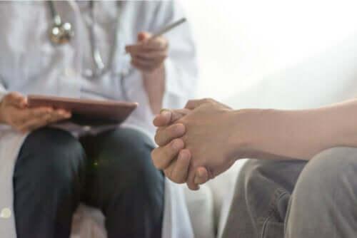 Skitsofrenian eri tyypit voidaan luokitella viiteen.