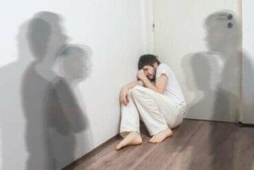 Skitsofrenian eri tyypit ja niiden ominaisuudet