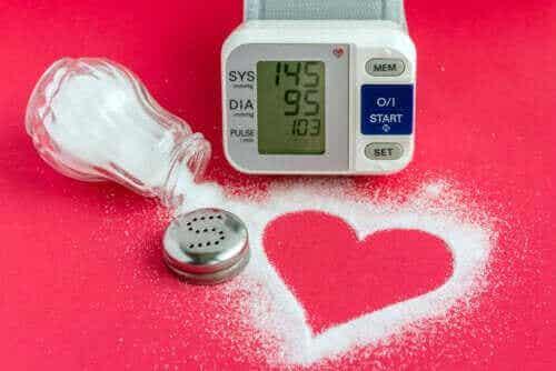Vähän natriumia sisältävät ruoat tukevat sydämen toimintaa