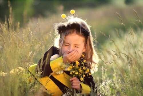Mitkä ovat yleisimpiä lasten allergioita?