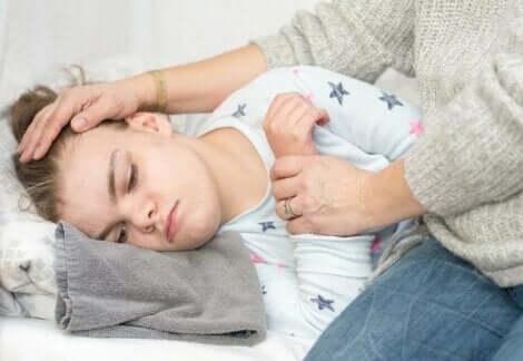 Epilepsia aiheuttaa muun muassa kouristuskohtauksia