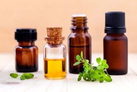Eteerisiä öljyjä voidaan käyttää diabeetikoiden neuropatiaan