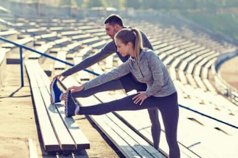 Venyttely on juoksijoille erittäin tärkeää