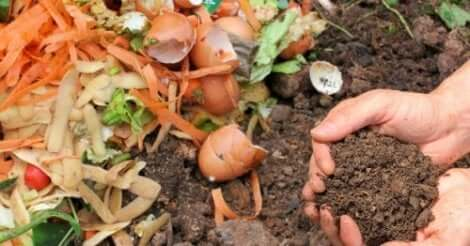 Oman kompostinen valmistaminen on keino pitää huolta ympäristöstä