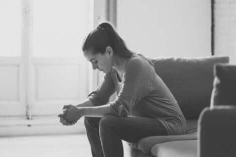 Haamuraskaus voi johtua akuutista masennuksesta