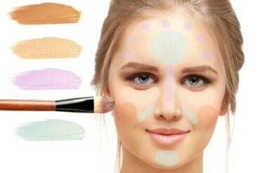 Ihon värisävyä korjaava meikki: tarkoitus ja käyttö