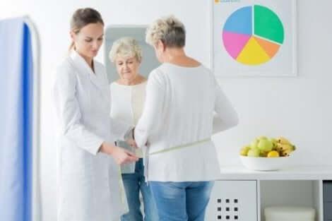 Ruokavaliolla on tärkeä rooli vaihdevuosioireissa