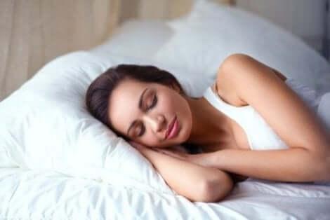 Vaikea ekseema voi häiritä yöunia