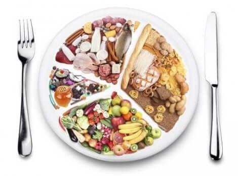Ruokavalion rooli vaihdevuosioireissa on merkittävä