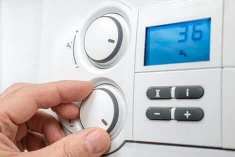 Kodin lämpötilaa kannattaa laskea, jos kärsii vaikeasta ekseemasta