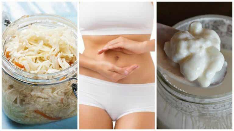 Mitä hyötyä on hapatetusta ruoasta?