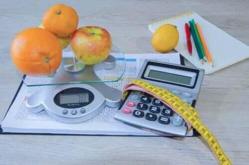 Hidastavatko hedelmät painonpudotusta?