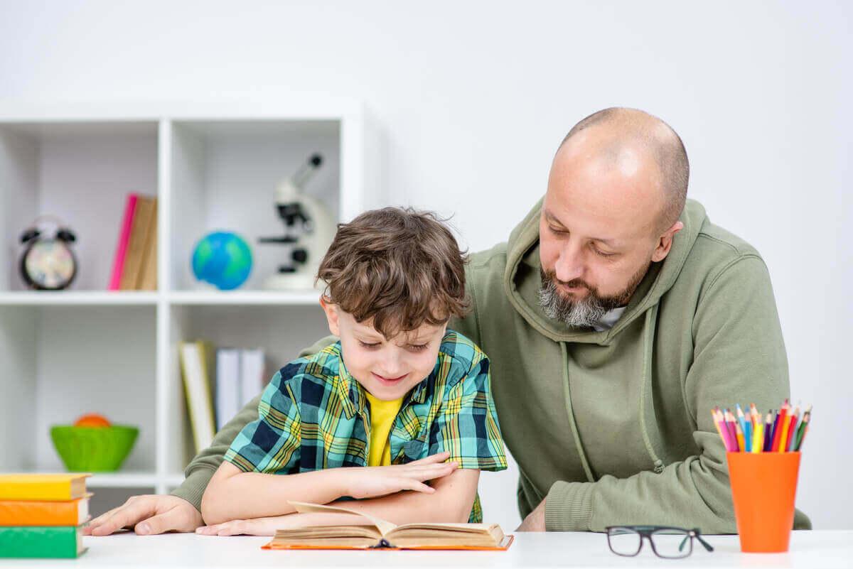 Tavat ja rutiinit ovat tärkeitä lapsen elämässä.