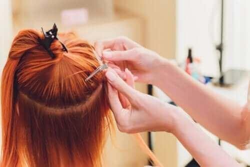 Onko hiustenpidennysten käyttö vaarallista?