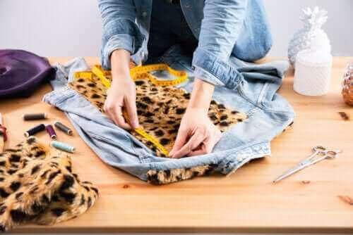 5 vinkkiä vaatteiden muokkaamiseen