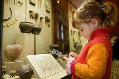 Kuinka saada lapset kiinnostumaan museoista