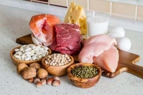 Raskausaikana tulisi syödä runsaasti vähärasvaista proteiinia