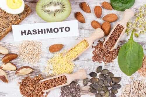 Hashimoton sairaus ja ruokavalio