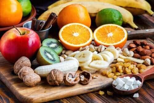 Ovatko hedelmien sokerit todella haitallisia?