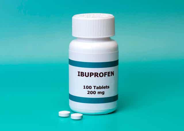 Punajäkälä voi puhjeta ibuprofeenin syönnin seurauksena