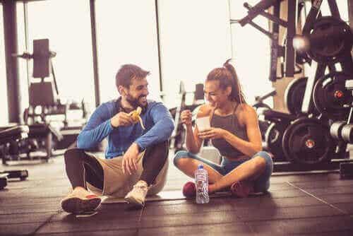 Mitä ennen treeniä kannattaa syödä?