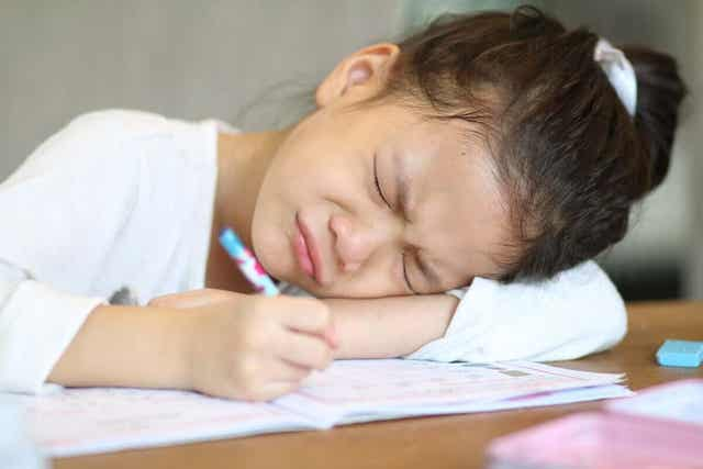 Dysgrafia ja sen tuomat vaikeudet koulussa.