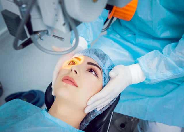 Avokulmaglaukooma on sairaus, joka saattaa johtaa hoitamattomana sokeutumiseen.