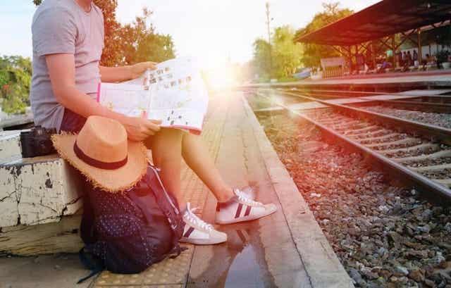 Menneisyyden trauma voi aiheuttaa matkustamisen pelkoa.