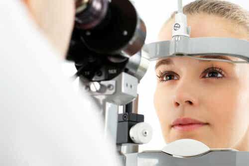 Glaukooma ja näöntarkastus.