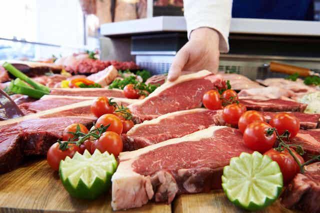 Pakastetun lihan säilyvyys riippuu lihatyypistä.