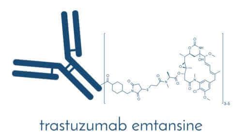 Trastutsumabi on hoito HER2-positiivista rintasyöpää vastaan