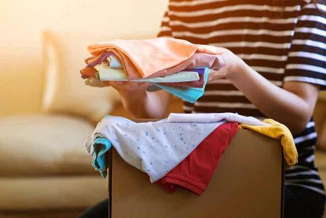 Myymällä vanhat vaatteet osallistut kierrätysmuotiin
