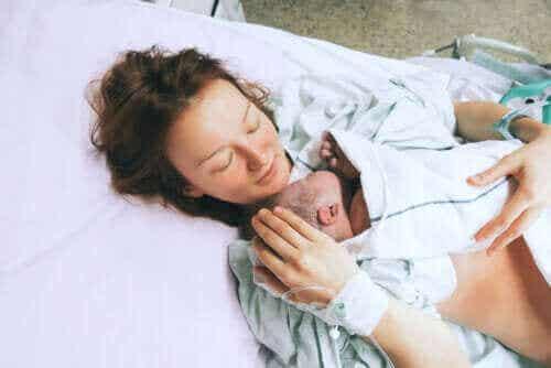 Synnytyksen jälkeinen yleisinfektio