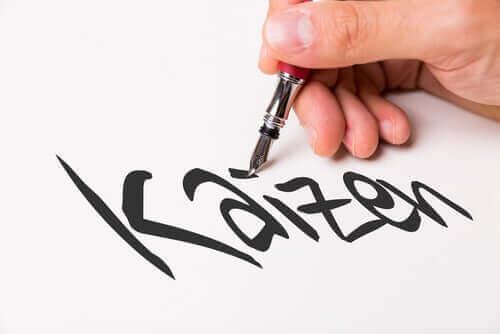 Kaizen-menetelmä auttaa tulosten saavuttamisessa