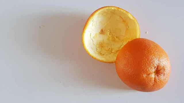 Maaginen rasvanpoistokivi vai appelsiininkuoret?