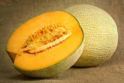 Melonihillon valmistaminen