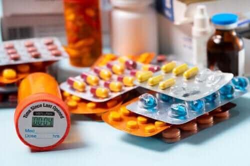 Lääkkeiden oikeaoppinen säilyttäminen