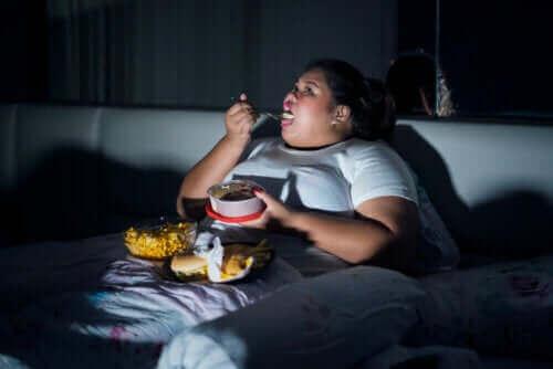 Melatoniinin rooli ylipainon hallinnassa