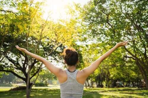 Liikunnan hyödyt ahdistuneisuuden hoidossa