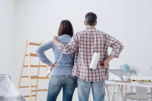 7 yleisintä kodin remontointivirhettä