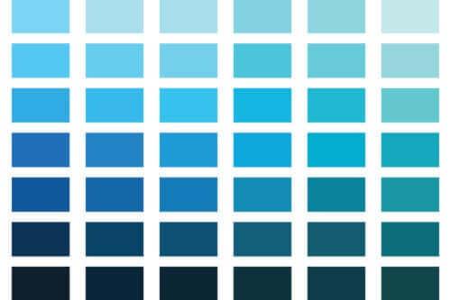 Mitä sininen väri merkitsee psykologiassa?