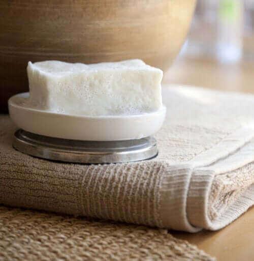 Mihin neutraalia saippuaa käytetään?