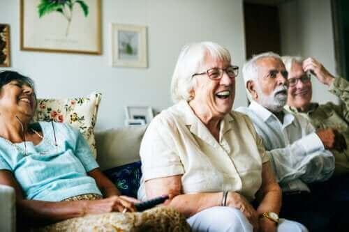 On tärkeää voida valita, missä elää vanhuusvuosina