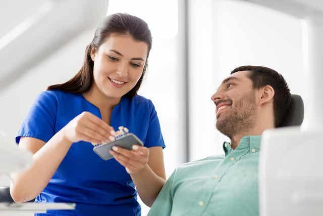 Kiillehypoplasia voidaan hoitaa hammaslääkärissä