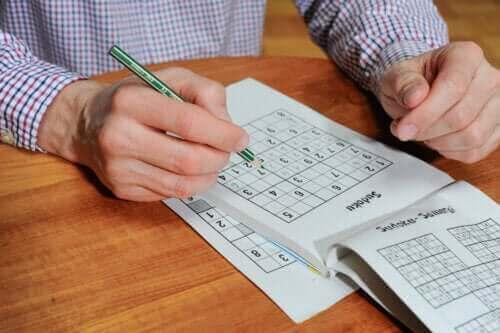 Sudokun hyödyt aivoille tieteen mukaan
