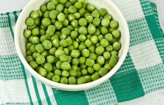 Syömällä terveellistä ja herkullista hernetahnaa, saat hyviä ravintoaineita kuten kuitua ja vitamiineja.