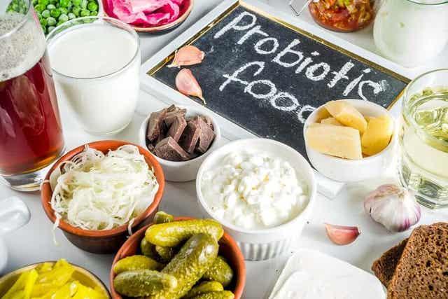Immunoravitsemus ja probiootit.