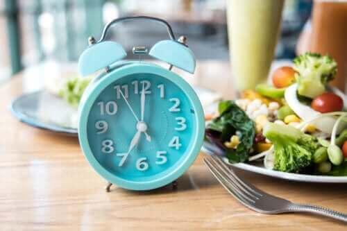 Mikä on päivän paras aika syödä?